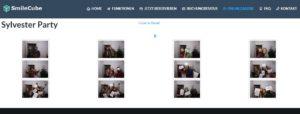 Onlinegalerie - Muster