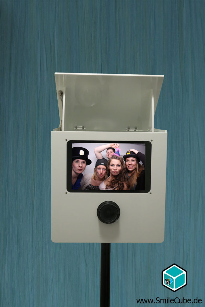 die SmileCube Fotobox