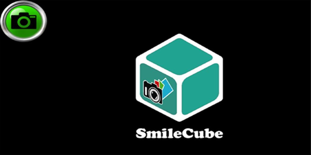 SmileCube Startscreen