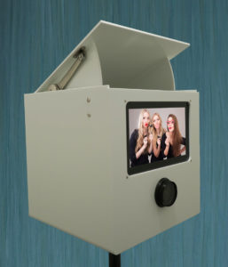 SmileCube Fotobox Touchscreen Display