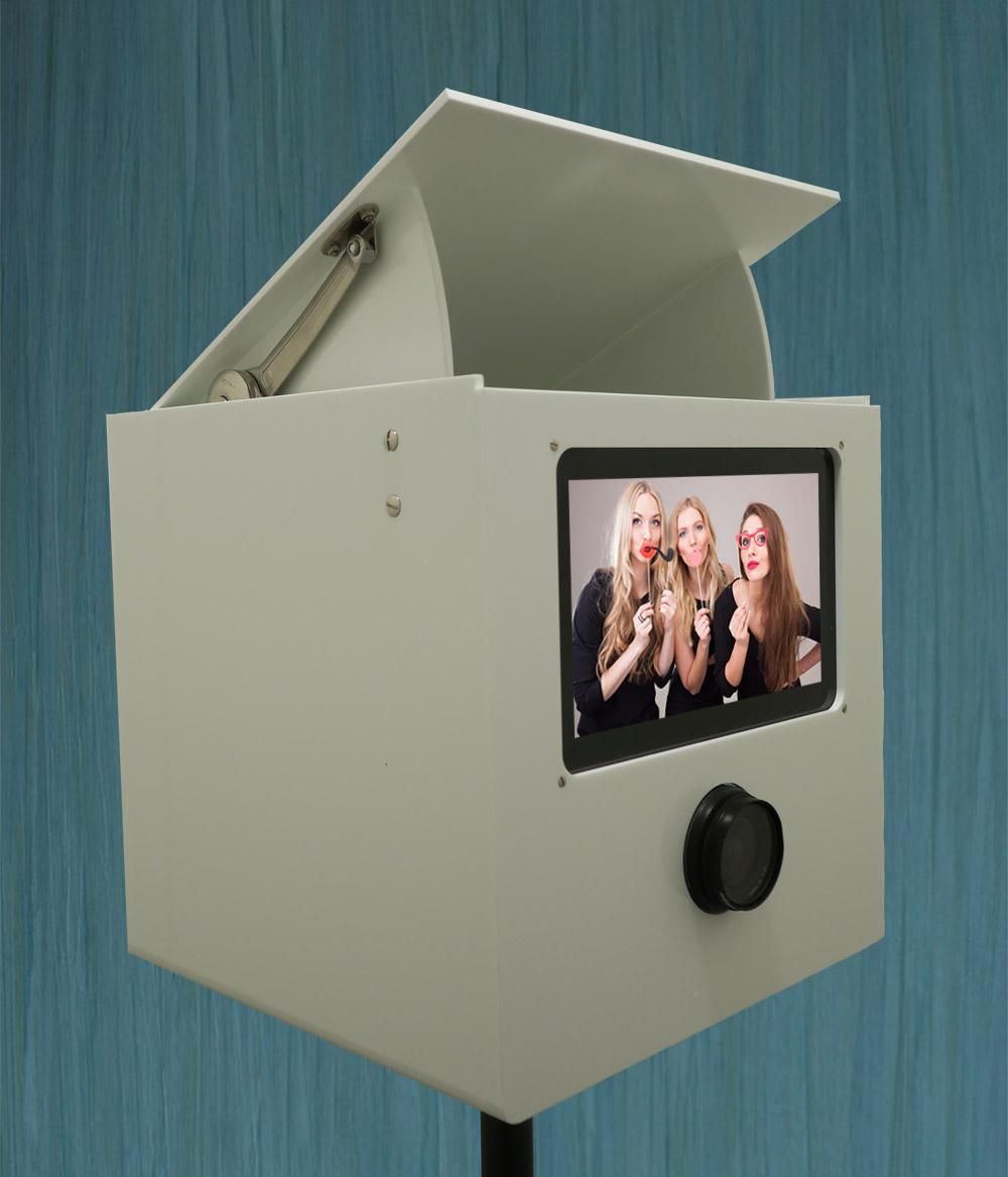 SmileCube Fotobox Touchscreen Display